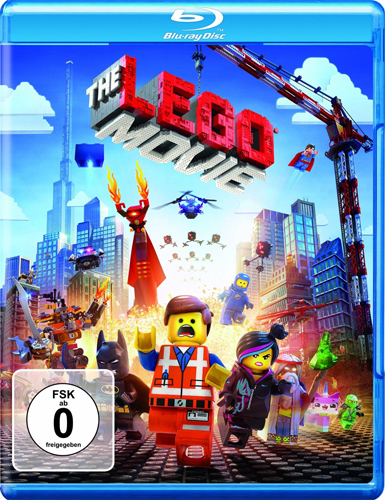 The Lego Movie 1 BR