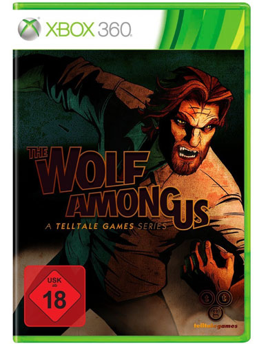 Wolf Among Us  XB360