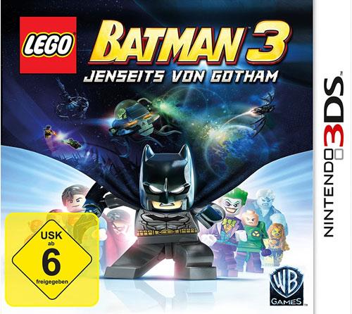 Lego Batman  3  3DS Jenseits von Gotham