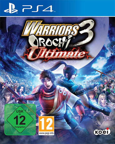 Warriors Orochi 3 Ultimate  PS-4