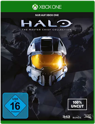 Halo  Masterchief Collection XB-One Halo 1-4 inkl aller MP Karten inkl Halo 5 Beta