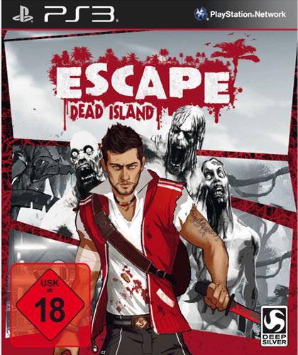Escape Dead Island  PS-3