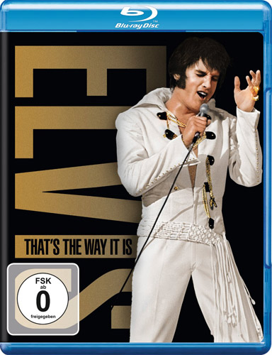 Elvis - That's the Way It Is BR