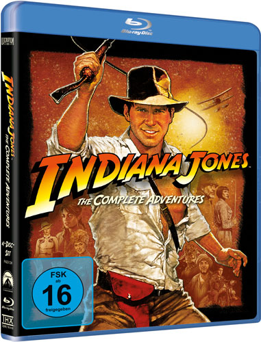 Indiana Jones - Complete Adventures BR