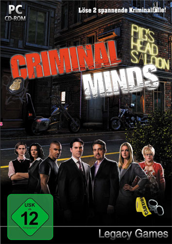 Criminal Minds  PC  LEGACY GAMES