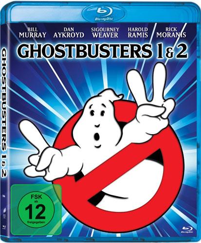 Ghostbusters 1 und 2 BR
