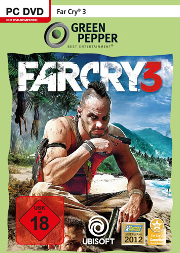 Far Cry 3  PC  (OR)  AK