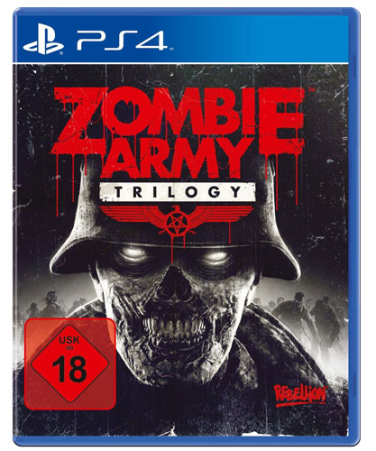 Sniper Elite Zombie Army Trilogy  PS-4