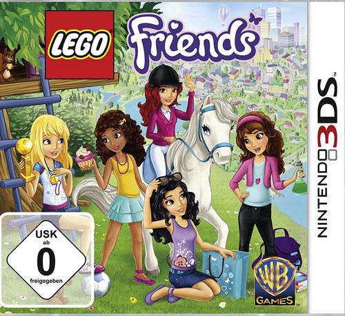 Lego Friends  3DS  Budget