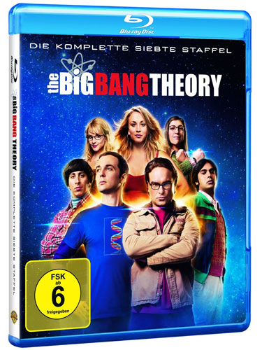 Big Bang Theory - Staffel 7 BR