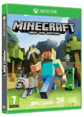 Minecraft  XB-One  UK