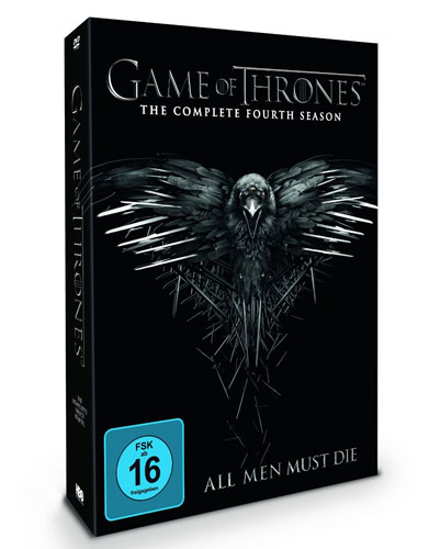 Game of Thrones - kompl. Staffel 4 (DVD) 5DVDs