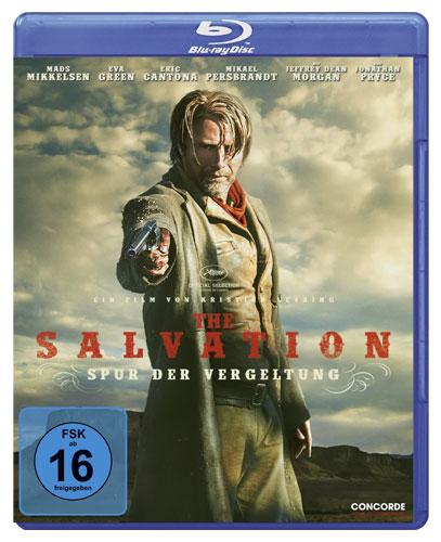 Salvation - Spur der Vergeltung BR