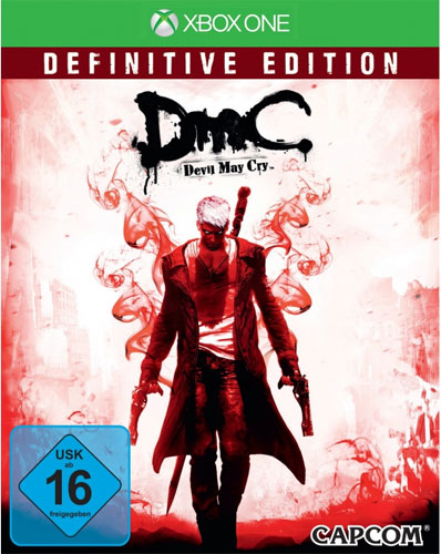 Devil May Cry Definitive Ed.  XB-One