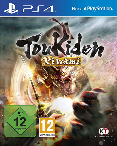 Toukiden Kiwami  PS-4 Sprache: jap. / Text/UT: engl.