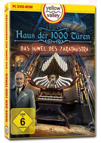 Haus der 1000 Türen 2  PC BUDGET Juwel des Zarathustra  YELLOW VALLEY