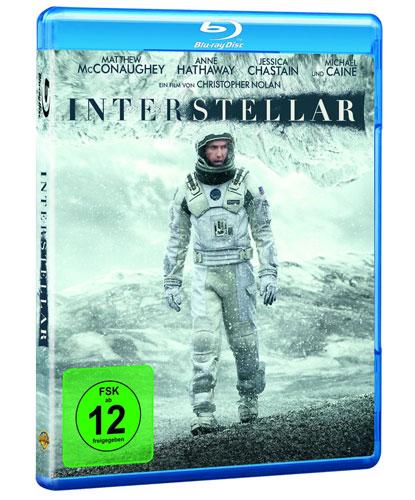 Interstellar (BR) Warner