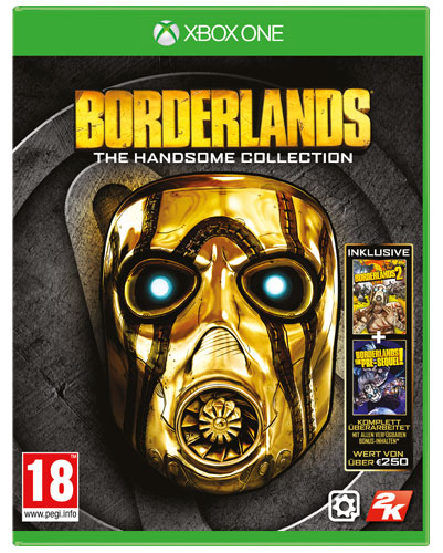 Borderlands  Handsome Coll. XB-One  AT