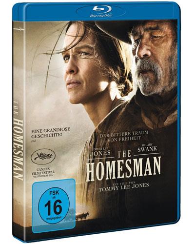 The Homesman BR