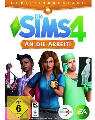 Sims 4  PC  Addon  An die Arbeit (OR)