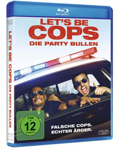 Let's be Cops - Die Partybullen BR