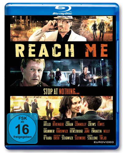Reach Me BR Stop at Nothing