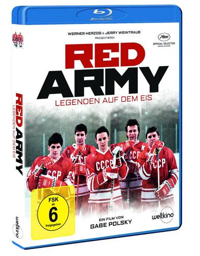 Red Army - Legenden auf dem Eis BR