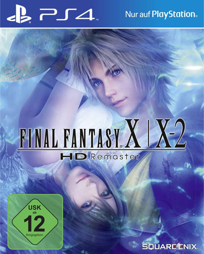 FF 10/10-2 HD Remastered  PS-4 Final Fantasy
