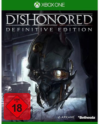 Dishonored  Definitve Edition  XB-One
