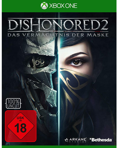 Dishonored 2  XB-One  D1 Vermächtnis der Maske