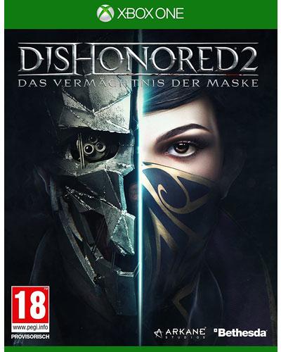Dishonored 2  XB-One  D1  AT Vermächtnis der Maske