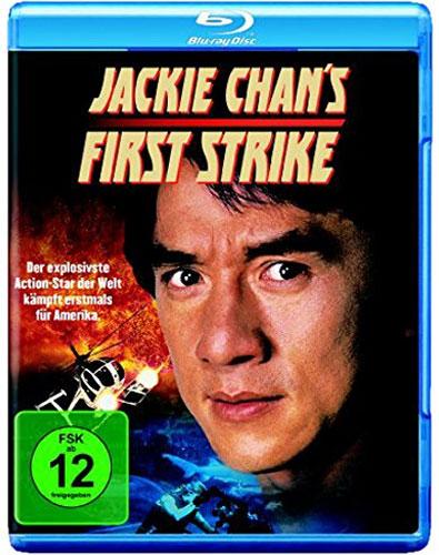 Jackie Chan First Strike Erstschlag BR