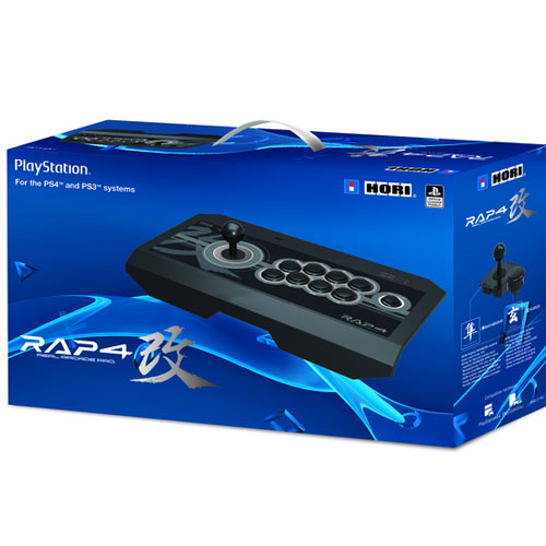 PS4 Real Arcade Pro 4  Kai   HORI