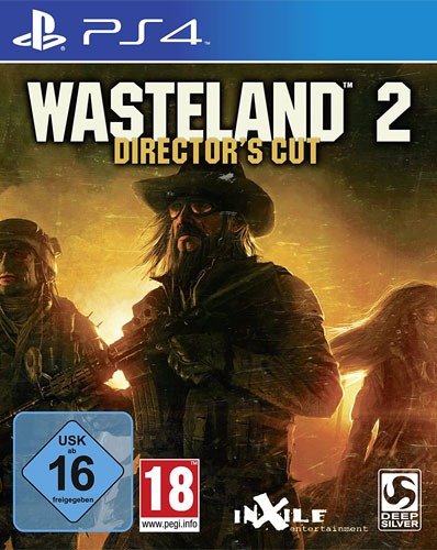 Wasteland 2  PS-4  Directors Cut