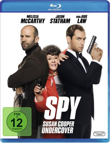 Spy - Susan Cooper Undercover BR