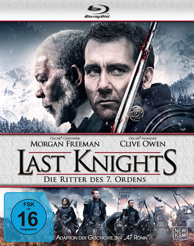Last Knights - Ritter des 7 Ordens BR