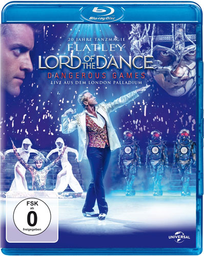 Lord of the Dance - Dangerous Games BR Music und Show