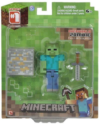 Merc Minecraft Figur Zombie