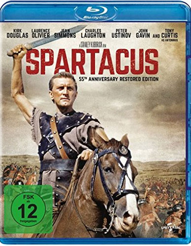 Spartacus  55th Anniversary Edition BR