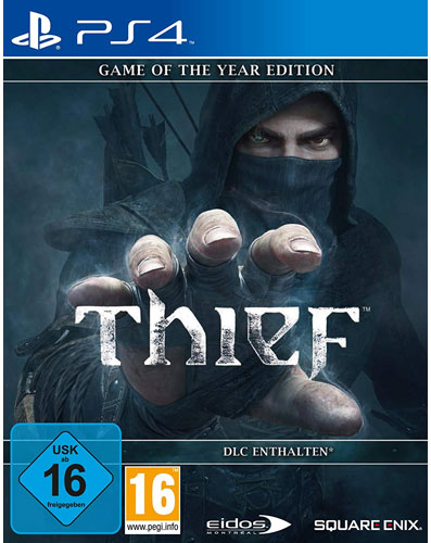 Thief  PS-4  GOTY Game of the Year Edition