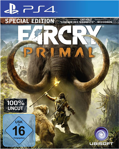 Far Cry  Primal  PS-4  S.E.
