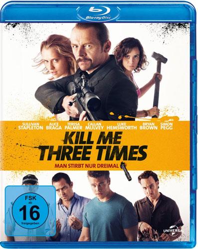 Kill me three Times BR