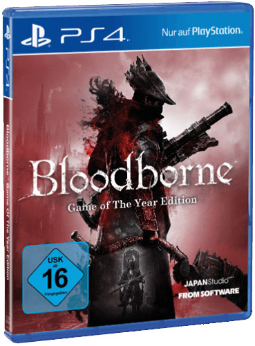 Bloodborne  PS-4 GOTY