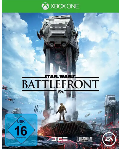 SW Battlefront  XB-One  (VL-ABO) Star Wars