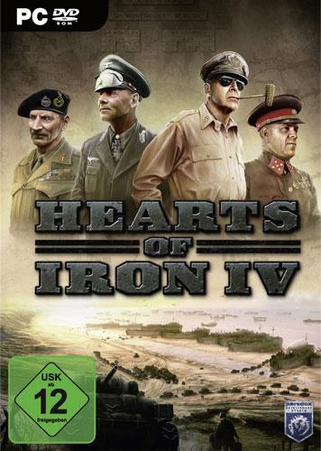 Hearts of Iron 4  PC   (nur für DE) Cadett Edition