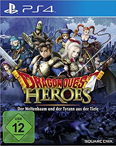 Dragon Quest Heroes  PS-4