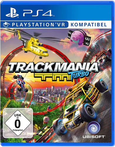 Trackmania Turbo  PS-4