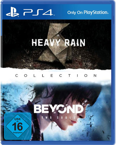 Quantic Dream Collection  PS-4 Heavy Rain + Beyond 2 Souls
