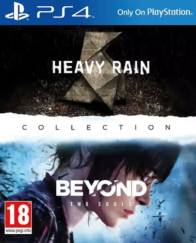 Quantic Dream Collection  PS-4 AT Heavy Rain + Beyond 2 Souls