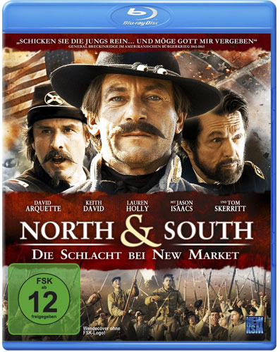 North und South Schlacht bei New Ma. BR
